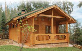 Особенности профессионального строительства домов из бруса