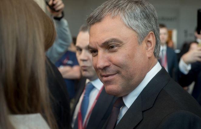 Володин рассказал, кто мешает Трампу наладить диалог с РФ