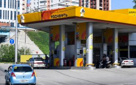 «Роснефть» может открыть сеть АЗС в Германии