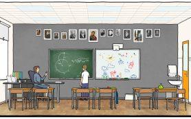 Как правильно выбрать стенд для оформления школьного кабинета