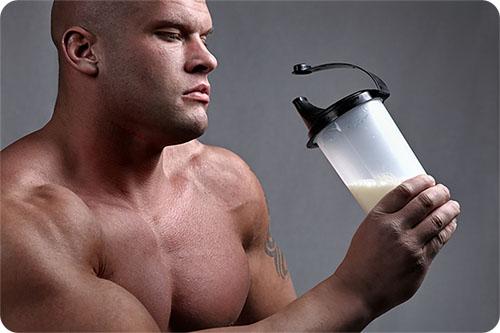 Чем спортивное питание отличается от стероидов?