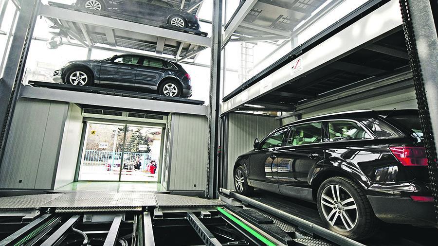 ГОСТ для автоматизированных парковок подстегнет их производство