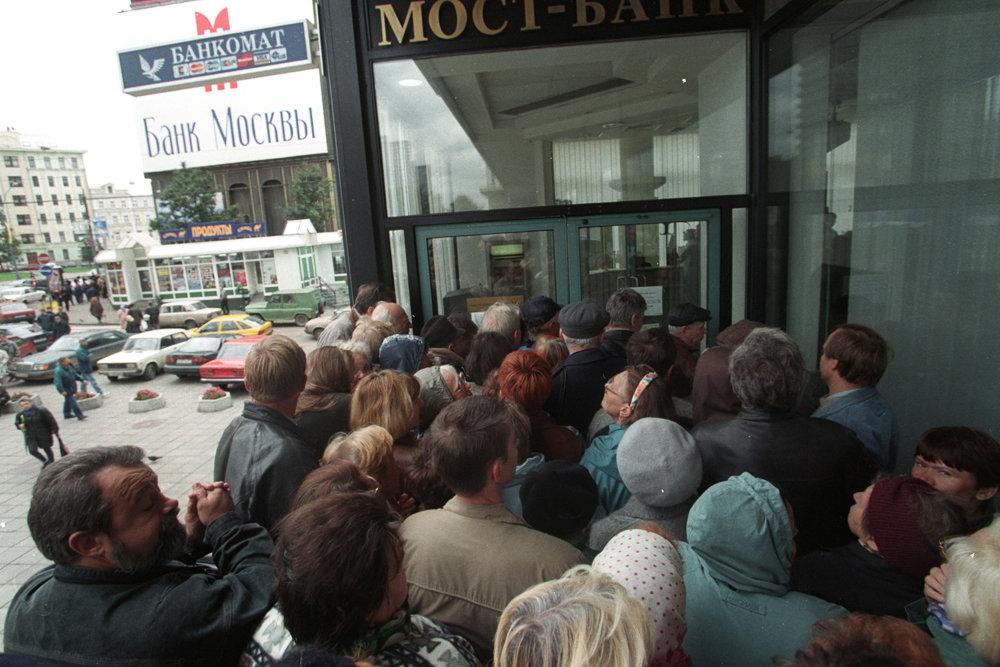Российская экономика извлекла уроки из «черного понедельника», но оказалась перед угрозой новых потрясений