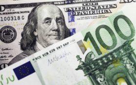 Валюты развитых стран упали к доллару вместе с валютами развивающихся