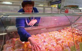 Цены на курятину пошли вниз после взлета