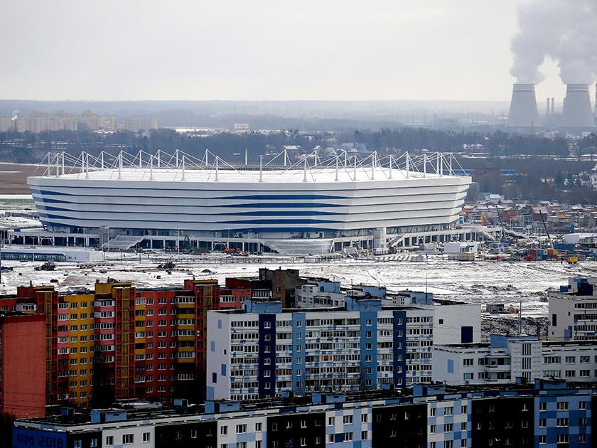 В России создан офшор на несуществующем острове