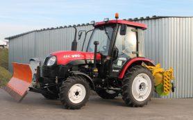 Тракторы для механизации работ в садоводстве и виноградстве
