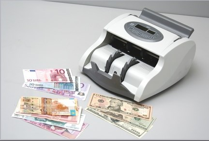Банковское оборудование, связанное со счётом банкнот и определением фальшивок в интернет магазине Super-money-counters