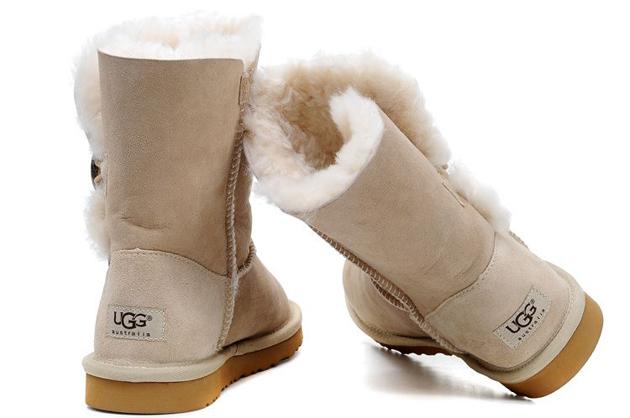 Популярность обуви Ugg