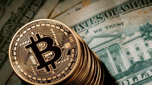 Обменять биткоин на доллар