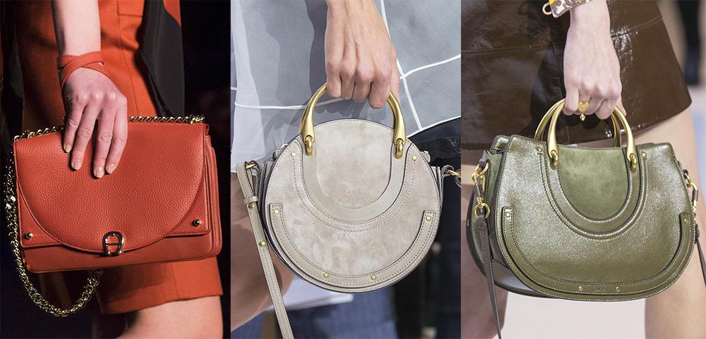 Модные женские сумки зима 2018-2019