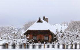 Как снег или лед может навредить дому?