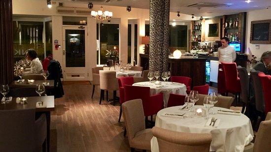 Ресторан INK: недорогой банкетный зал, где всегда вкусно готовят