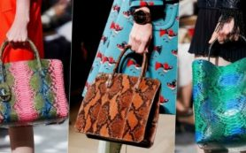 Модная сумочка для любимой к 8 Марта