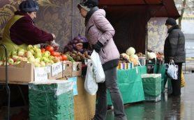 В Минпромторге выступили за расширение торговли через палатки и ларьки