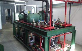 Чиллер — агрегат для охлаждения