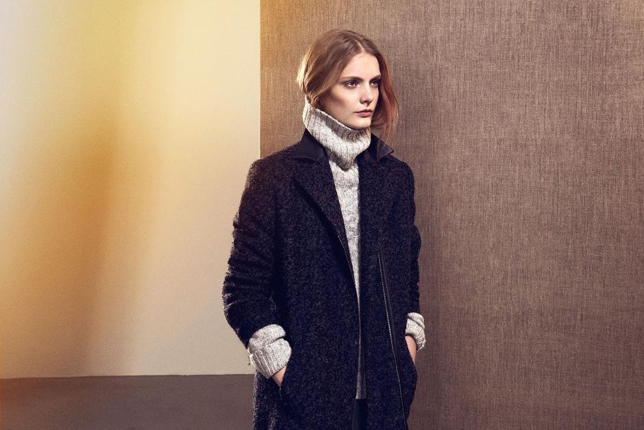 Женская одежда в минималистическом стиле от интернет магазина MO'S