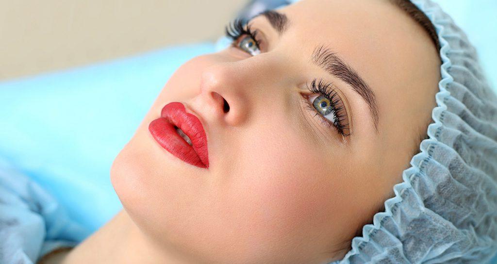 Перманентный макияж бровей: без боли, крови, пигментами нового поколения