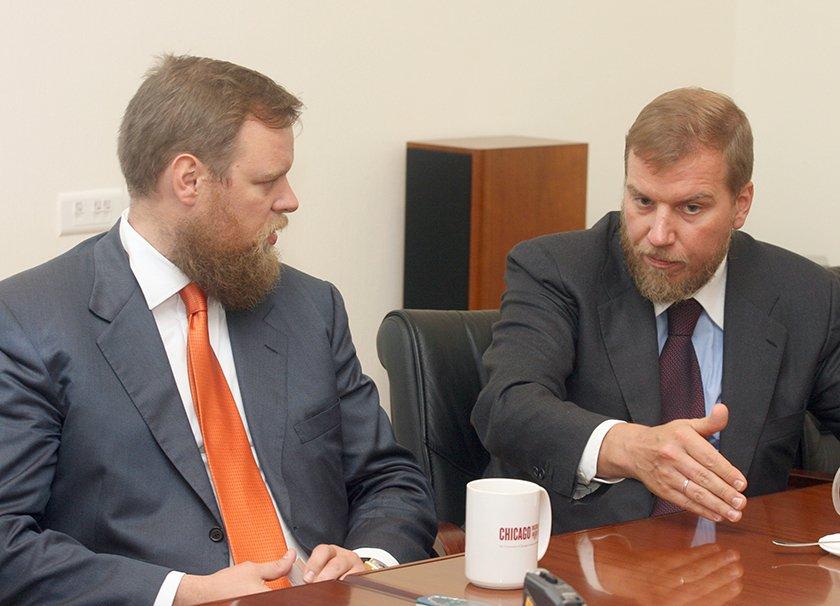 «Токсичные» активы братьев Ананьевых переданы в банк «Траст»