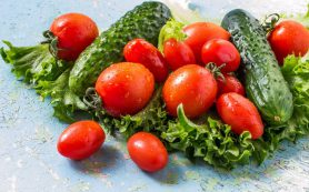 Росстат: В России началось снижение цен на овощи