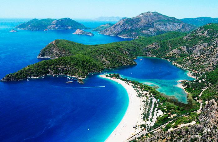 7 лучших пляжей Турции