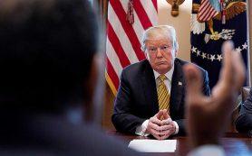 Трамп допустил сокращение расходов на оборону США, Китаем и Россией