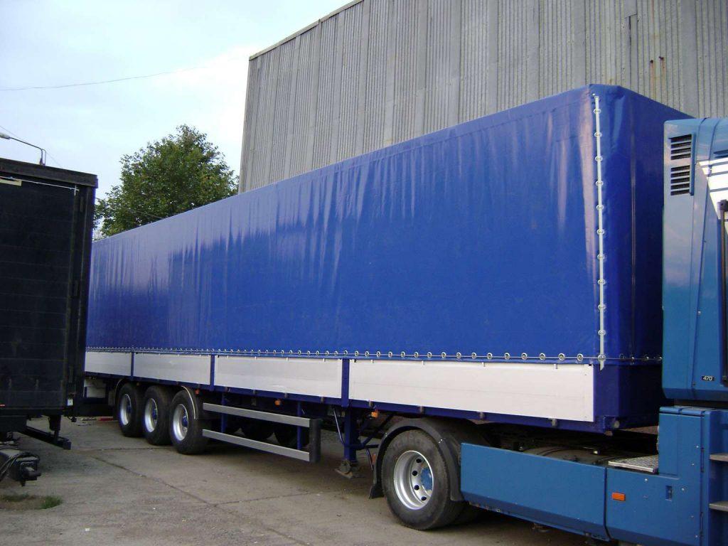Тенты для грузовых автомобилей: как выбрать, где купить и основные преимущества покупки?