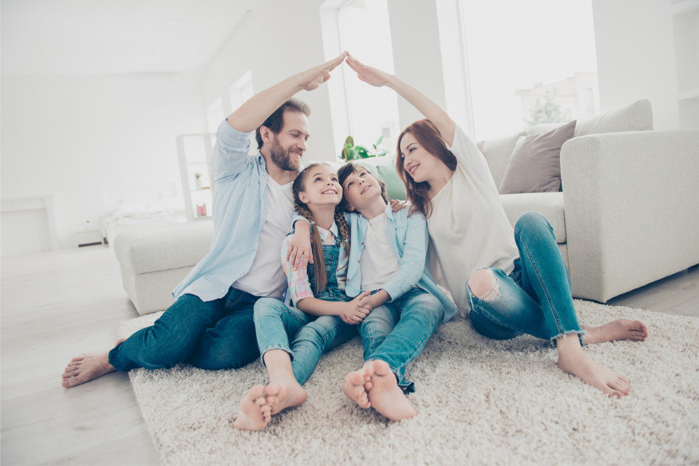 В России начали чаще брать семейную ипотеку