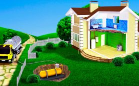 Автономная газификация для частного дома: особенности, достоинства и недостатки.