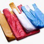 Удобство полиэтиленовых пакетов маечка