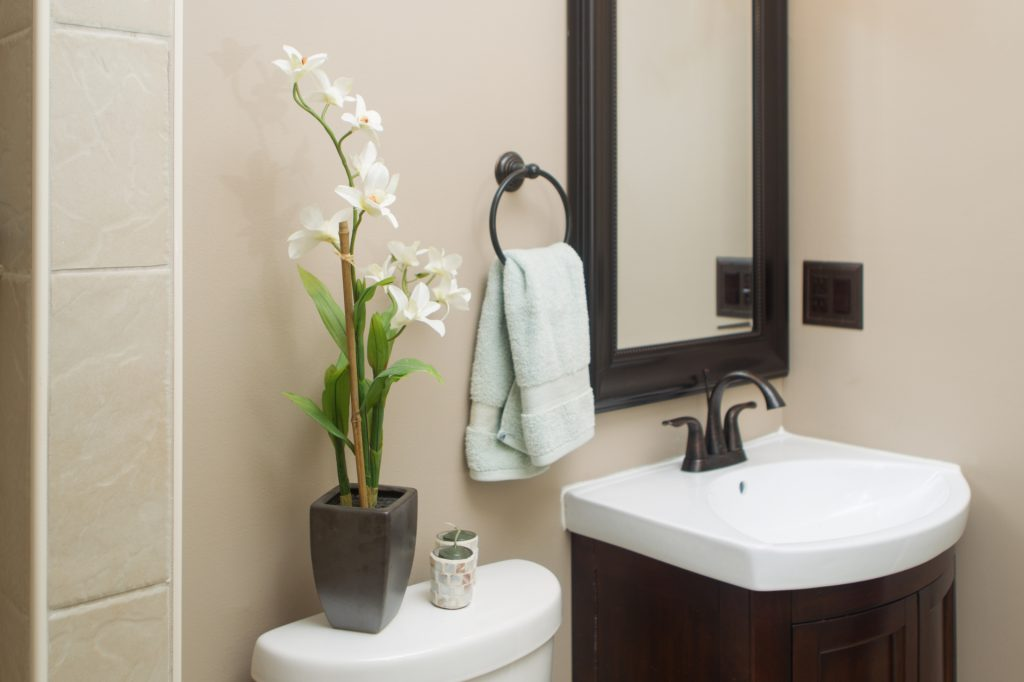 Хитрости дизайна маленькой ванной