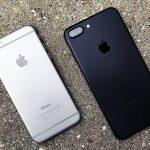 Сравнение iPhone 6 и iPhone 7