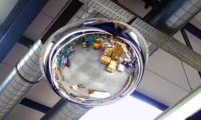 Использование и преимущества зеркал безопасности на торговых площадях