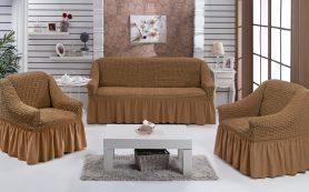 Где заказать первоклассные чехлы на диван: большой выбор изделий на «Купи Плед»