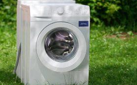 Как установить стиральную машину на даче