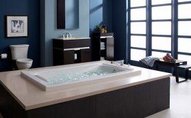 Выбор ванной: акрил, чугун, сталь?