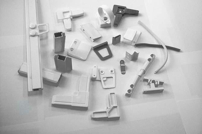 Виды фурнитуры для пластиковых окон