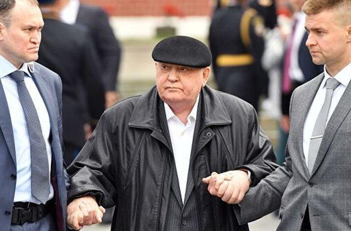 Горбачев ответил на слова Путина о причинах распада Советского Союза