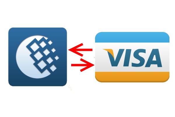 Инструкция о прикреплении банковской карты к системе кошельков Webmoney