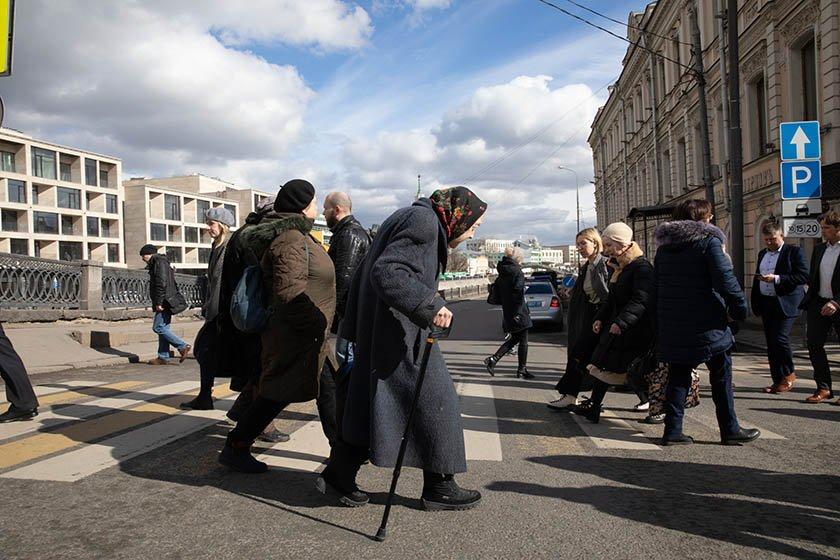 Росстат ожидает увеличения средней продолжительности жизни россиян до 79 лет