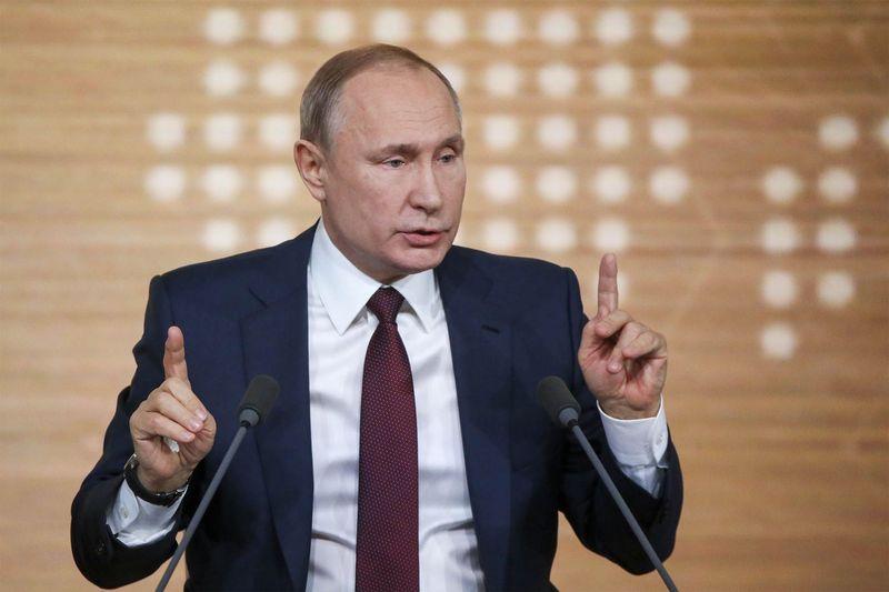 Путин не согласен, что экономика России живет на советской основе