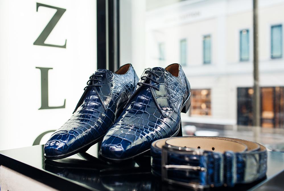 «Zlocci» — изысканная обувь для мужчин