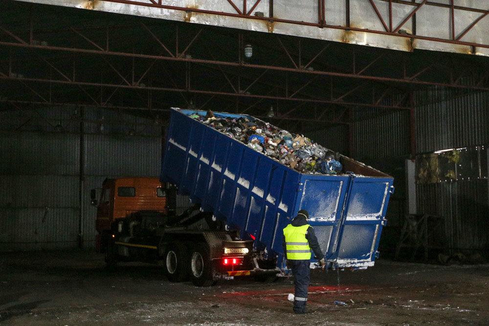 Подготовлены поправки, позволяющие оплачивать вывоз мусора по факту