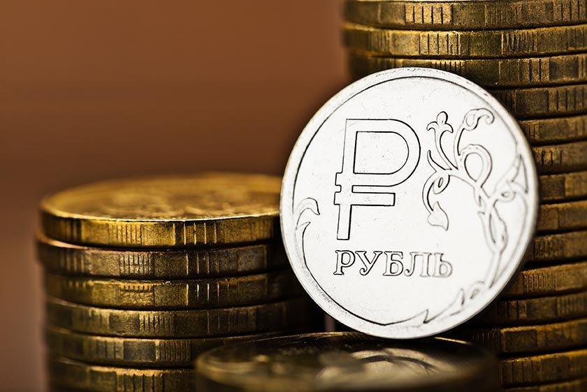 Центробанк оценил укрепление рубля в декабре и за год
