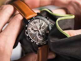Как ухаживать за механическими часами