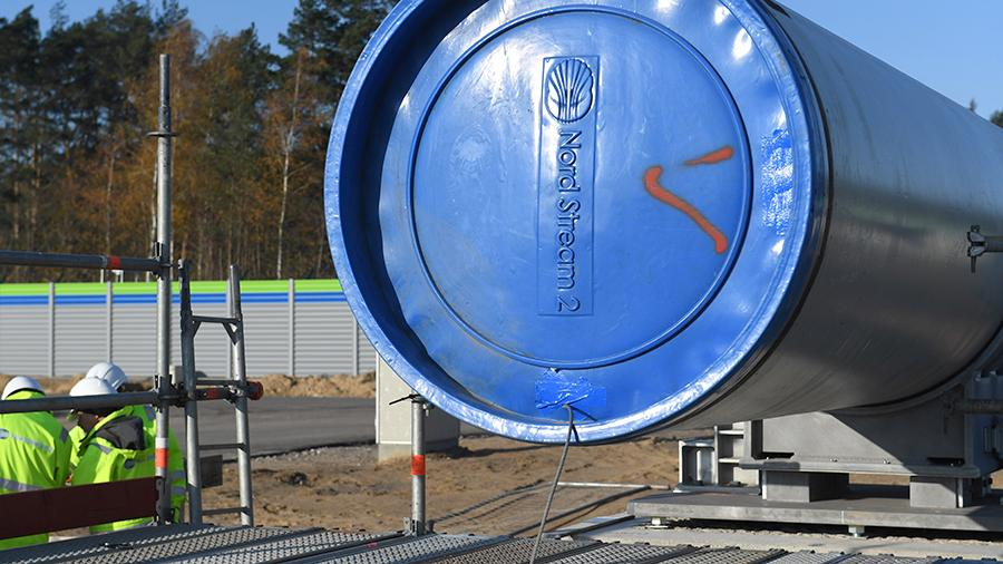 СМИ узнали о сроках введения новых санкций против «Северного потока – 2»