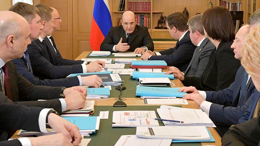 Правительство выделит Новгородской области средства из-за ЧС
