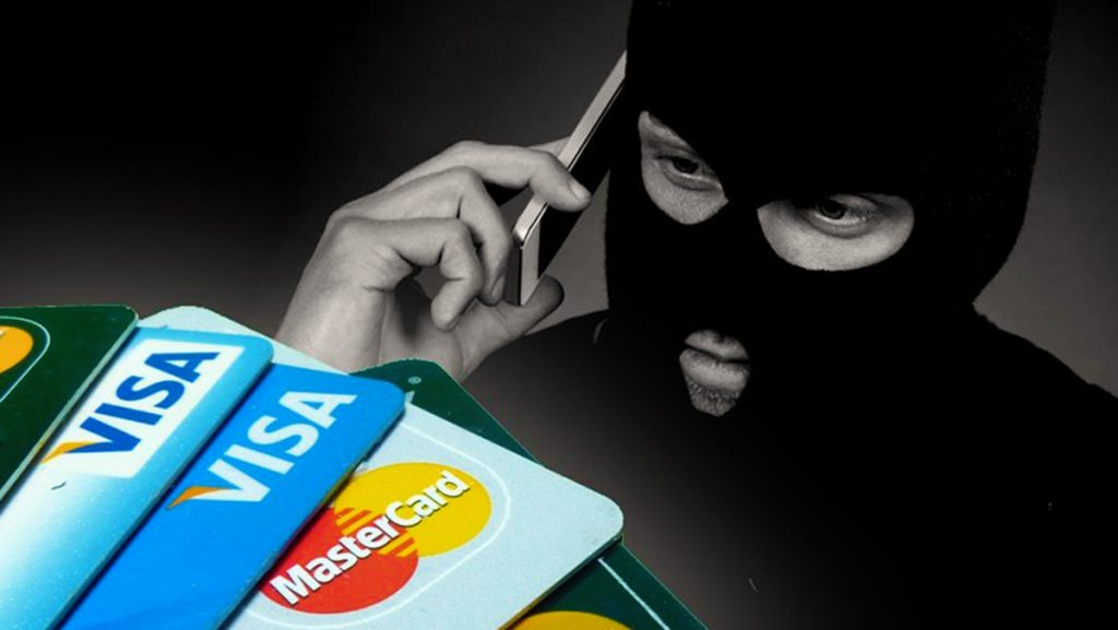 4 вида мошенничества с банковскими картами