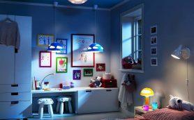Какие светильники подойдут для детской комнаты?