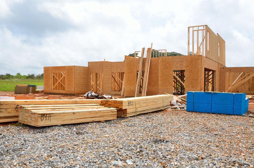 Выбираем материалы для строительства дома